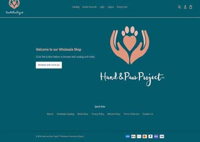 Hand and Paw Project